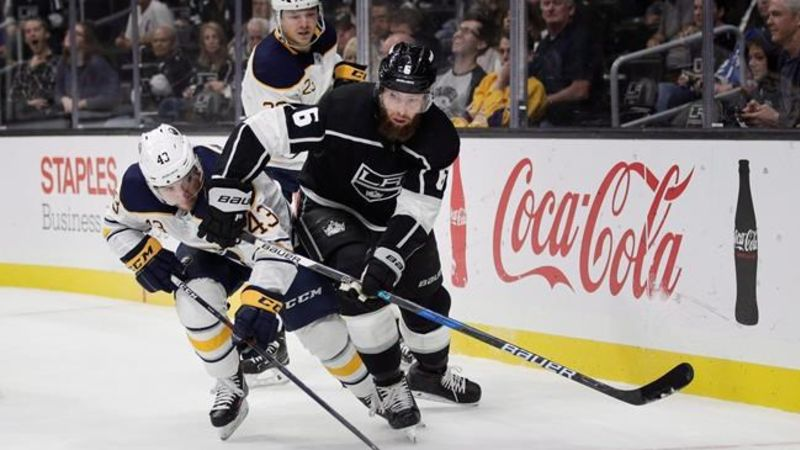 b2ace49b4 Toronto Maple Leafs get defenceman Jake Muzzin in trade with L.A. Kings