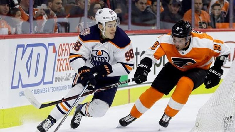 Oilers forward Puljujarvi to undergo hip surgery and miss rest of