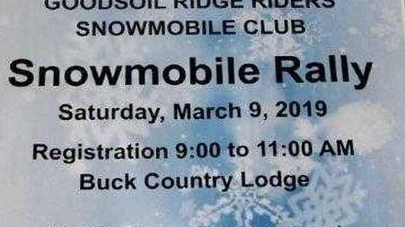 Snowmobile Rally at Goodsoil | meadowlakeNOW | Meadow Lake