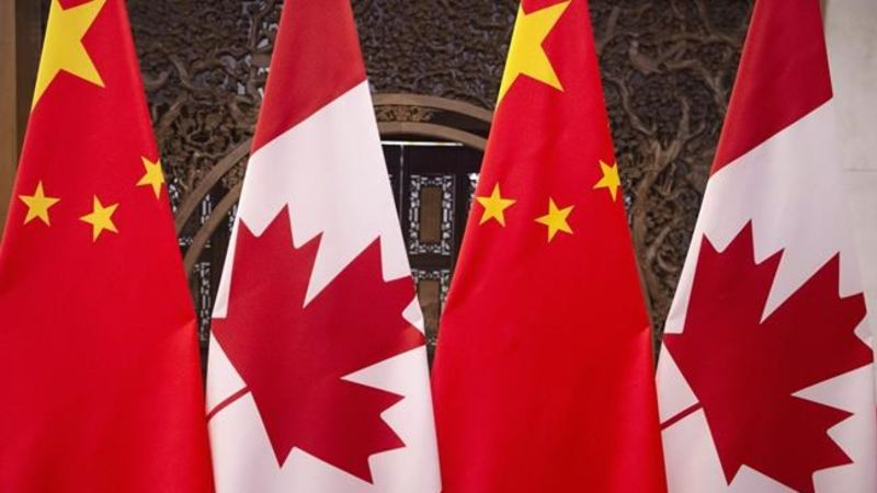 By Canadian Press	 	 		Canada welcomes any U.S. help on dispute with China says rural minister