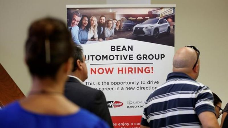 USA  private sector job growth hits 6-month low in November