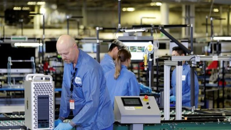 United States industrial production snaps back, rises 1.1% in November