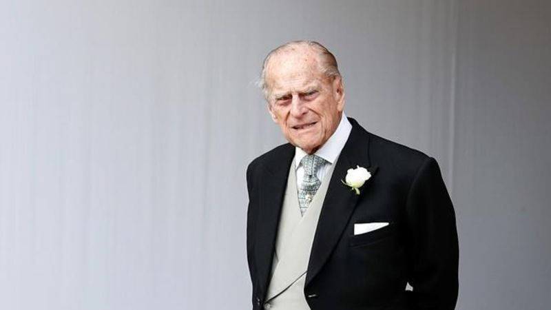 Prince Phillip, 98, hospitalised in London