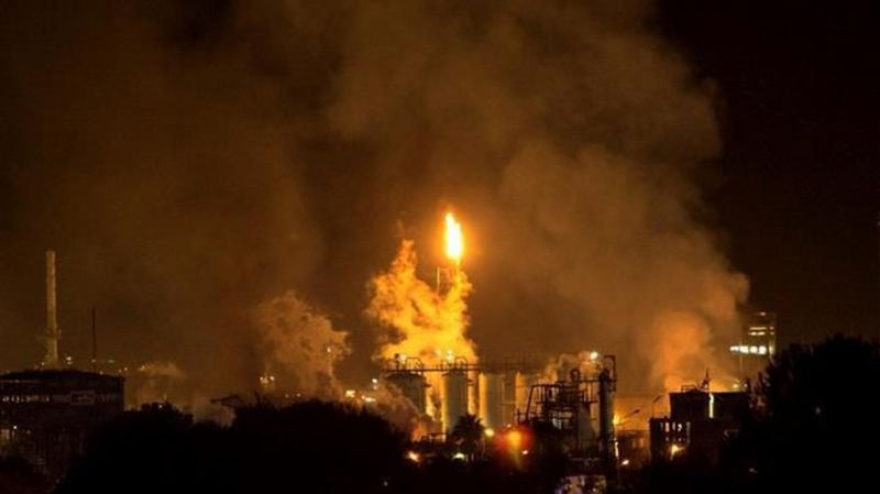 By Canadian Press	 	 		Spain Chemical plant explosion kills 1 injures at least 6				Jan 14 2020
