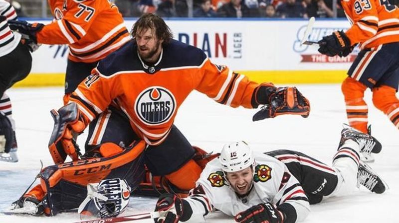 Oilers' Connor McDavid out 2-3 weeks with quad injury