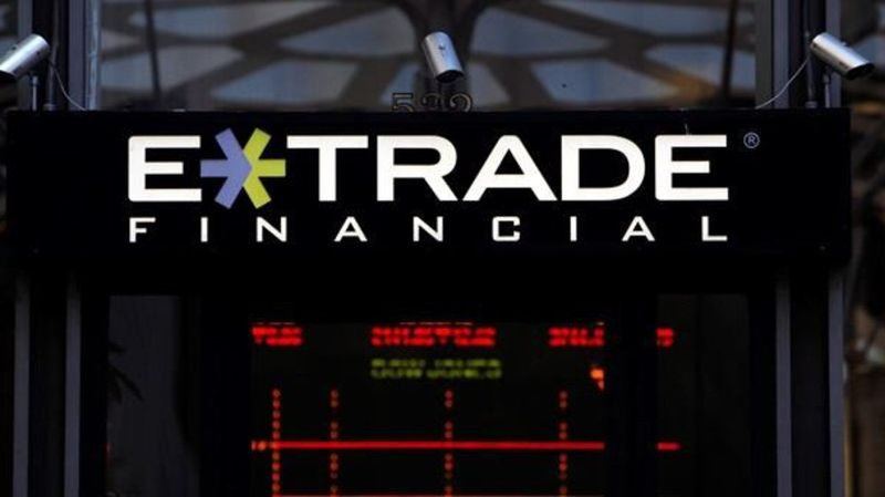 Morgan Stanley to buy E*Trade Financial in $13-billion deal