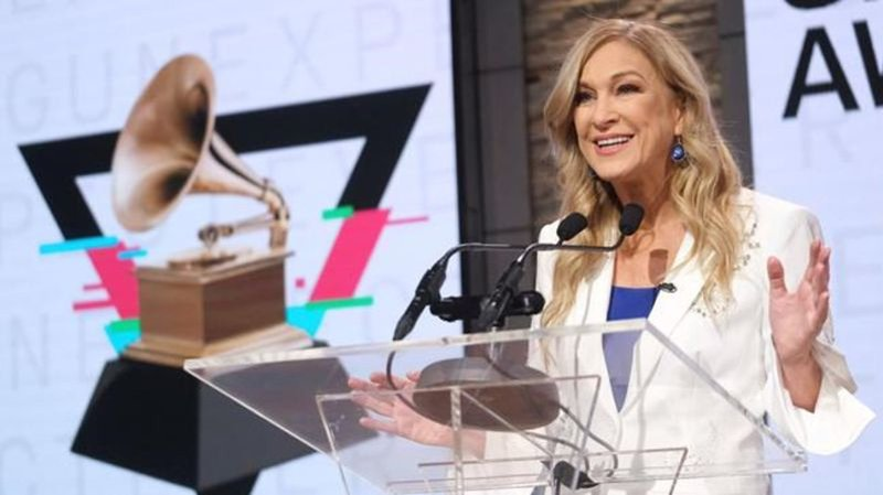 Recording Academy officially terminates Grammys boss Deborah Dugan