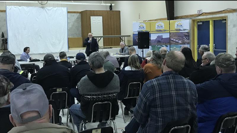 Efforts being made to repair rail line between Hudson Bay