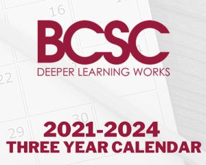 Bcsc Calendar 2021-2022