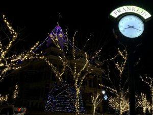 Christmas lights shine in Johnson County   Local News Digital