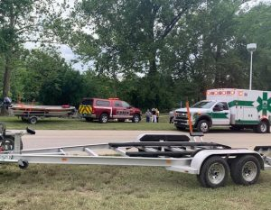 6 rescued from water near Mill Race Park