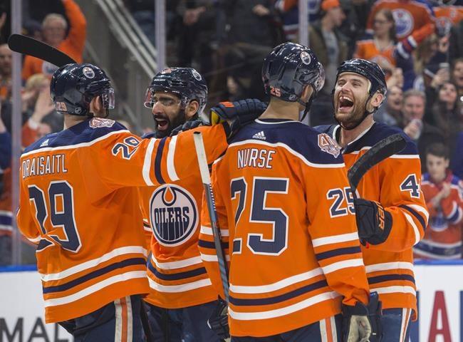 381590db4df Leon Draisaitl stars in overtime as Edmonton Oilers down New York Rangers 3- 2