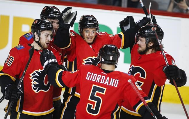 c58dfb82a9c Eyes on red-hot Calgary Flames as NHL trade deadline approaches ...