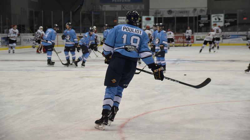 Pouliot commits to York University for next season