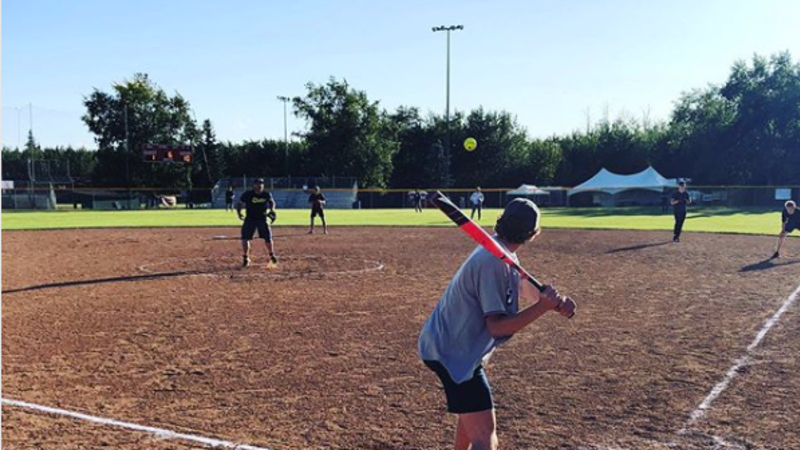 Men's & Master Men's Canadian Fast Pitch Championships to
