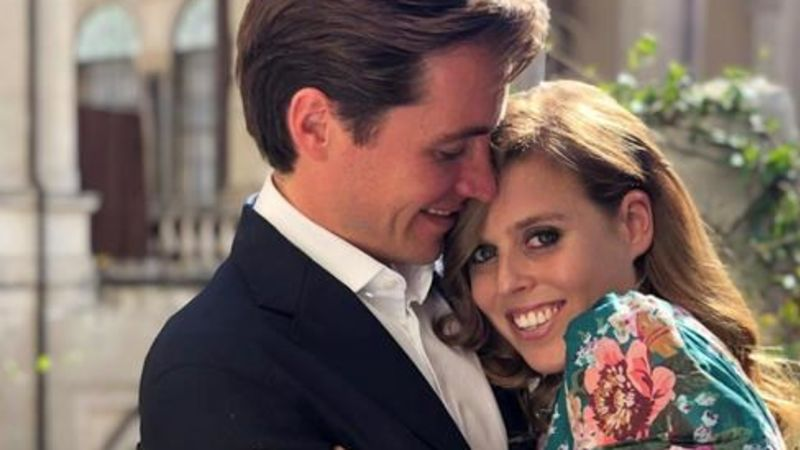 Princess Beatrice engaged: Prince Andrew announces engagement via social media