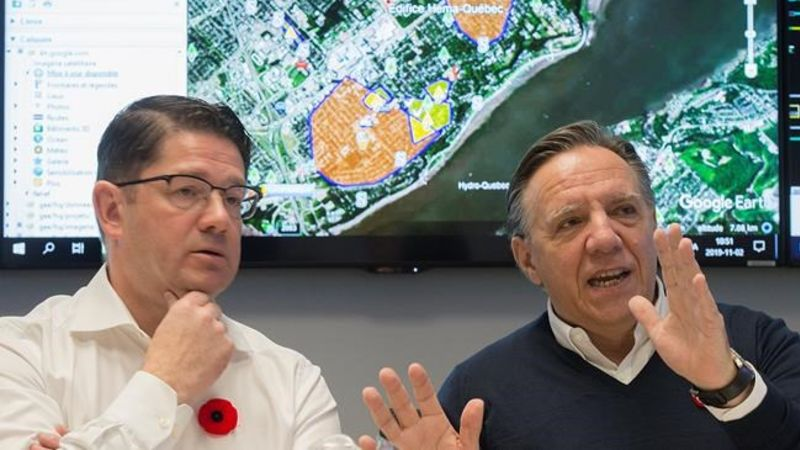 One confirmed death, nearly 629000 without power after storm in Quebec