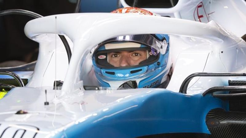 Latifi to Williams for 2020: F2 racer replaces Kubica