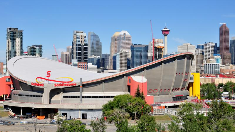 It S Official Calgary Signs Deal With Flames And Stampede