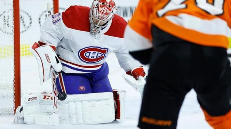 Montreal Canadiens to take on Flyers in Philadelphia Thursday night