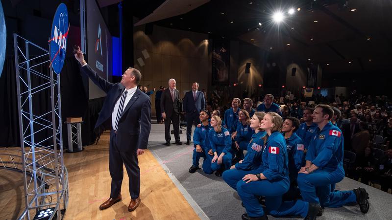 Canada's newest astronauts finish basic training at NASA in Texas
