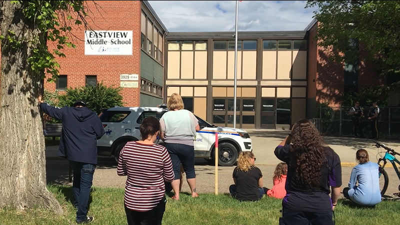 Weapon reported in incident at Eastview Middle School: RCMP ...