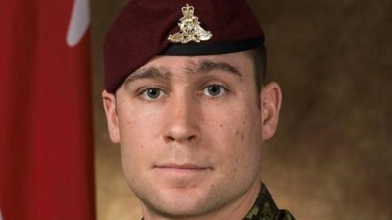 Funeral Saturday for Canadian soldier killed in Bulgarian