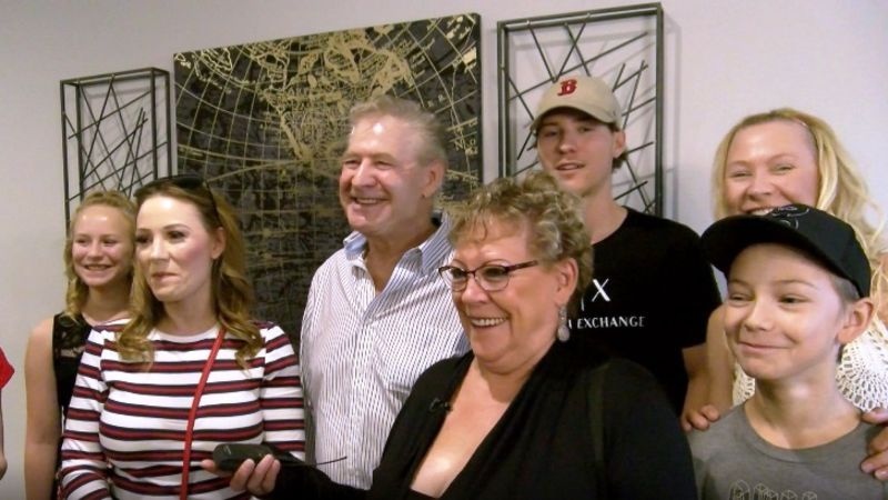 Red Deer couple wins Hospital Lottery Grand Prize Dream Home