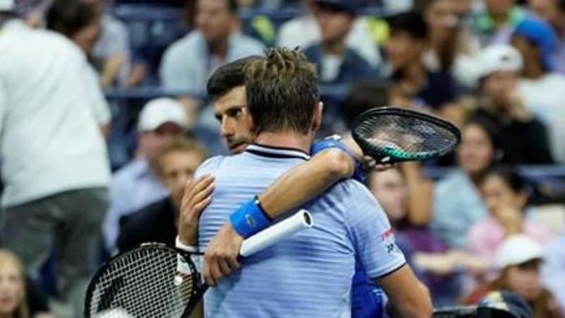 Injured Djokovic quits US Open clash with Wawrinka