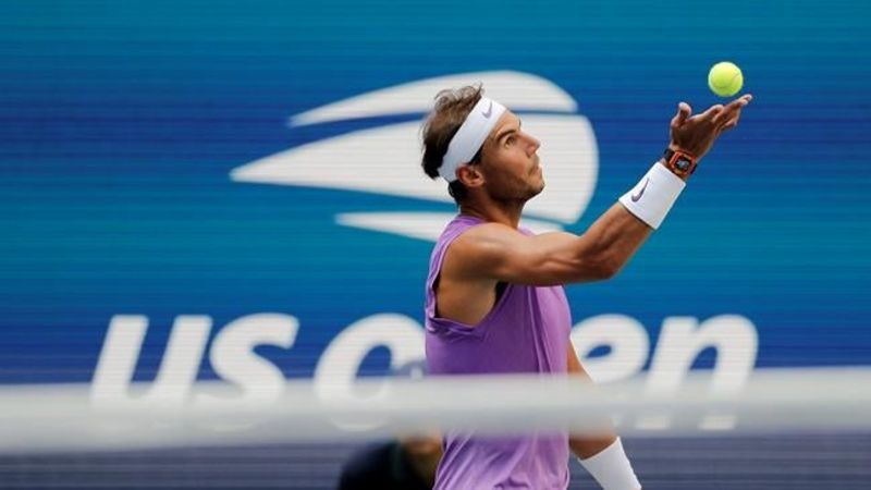 Rafael Nadal gives eight word response to jaw-dropping US Open shot