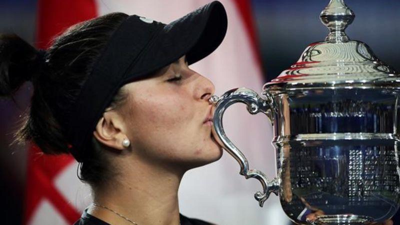 Bianca Andreescu sets sights on No. 1 ranking, more Grand Slam wins