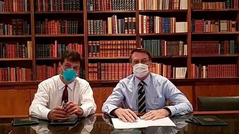 Brazil's Bolsonaro tested for coronavirus, says son