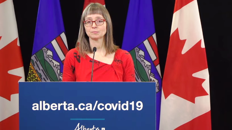 COVID-19: Alberta confirms 117 new cases, two deaths