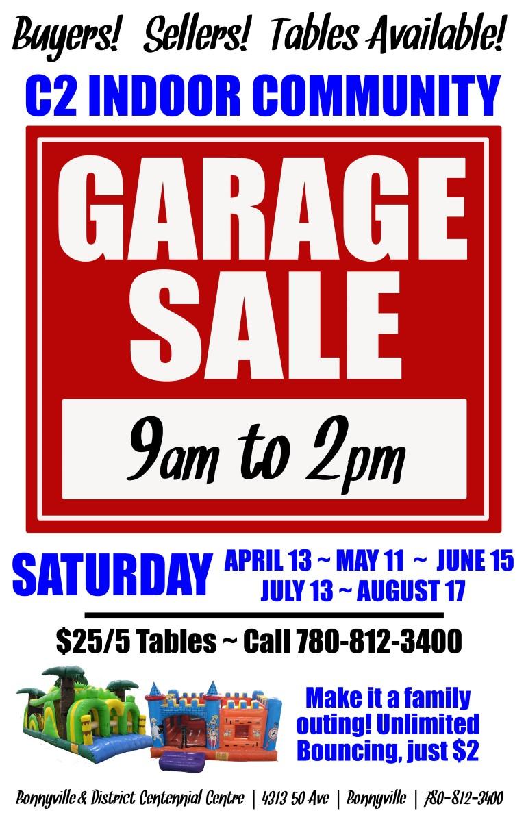C2 Indoor Garage Sale | KOOL 101 3