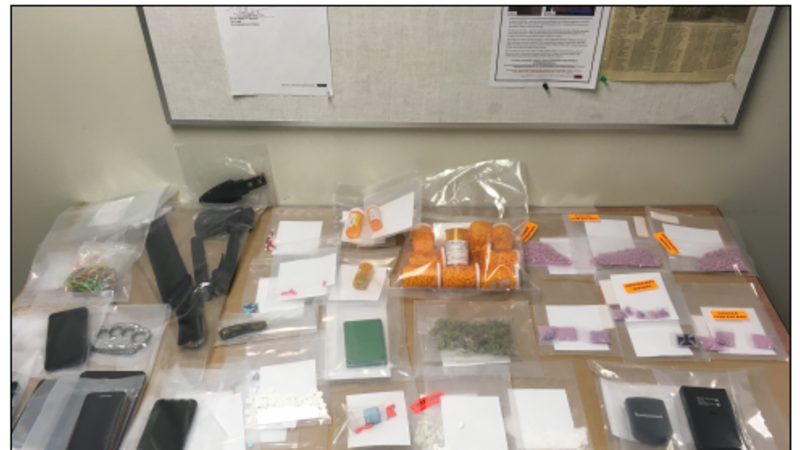 Lethbridge Police seize more than $60,000 worth of drugs