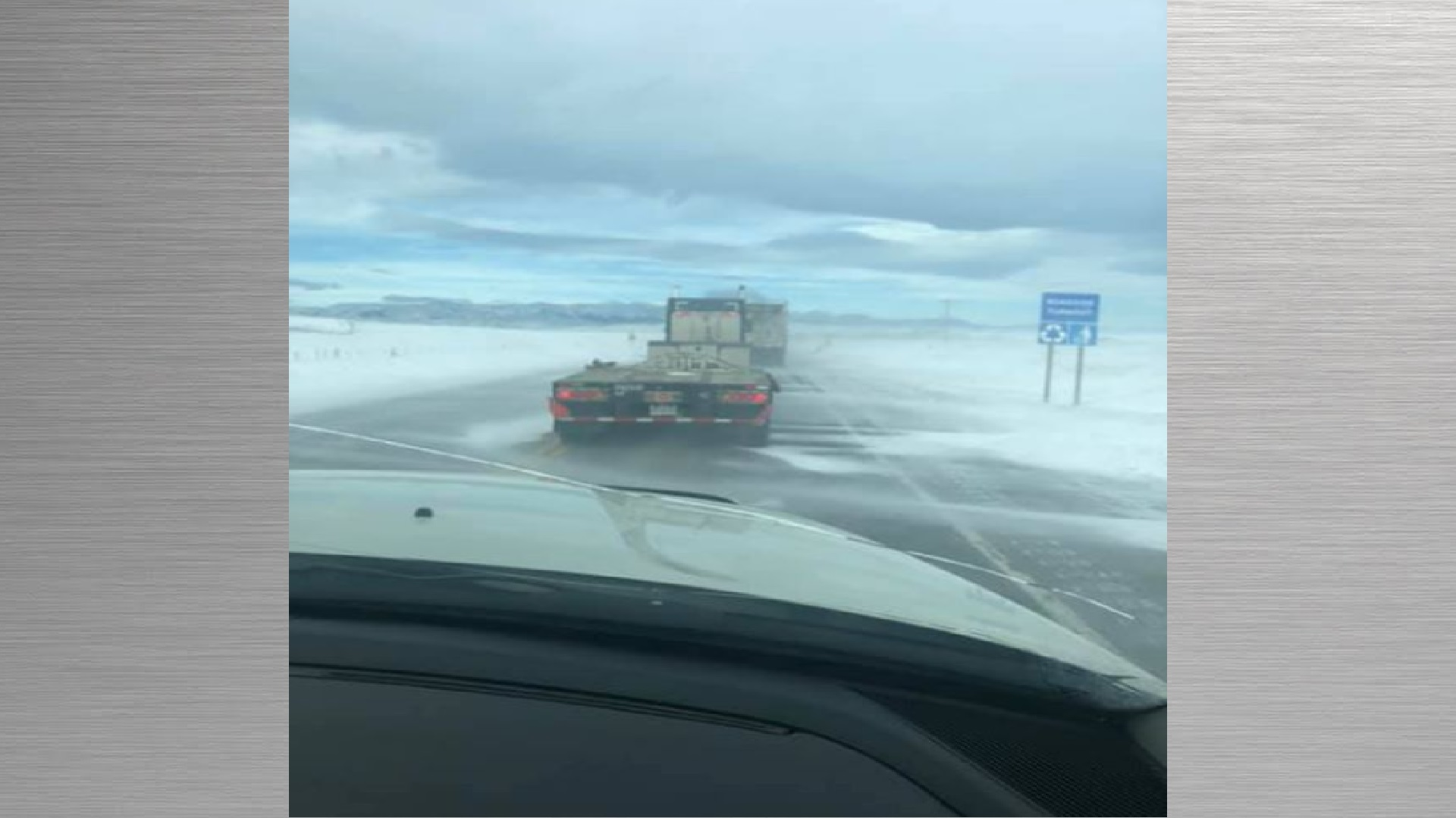 Slick road conditions in southern Alberta prompt police warnings