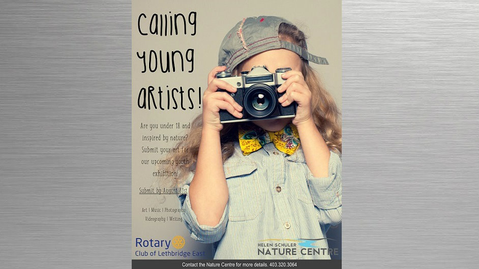 Helen Schuler looking to engage young artists with new Inspired by