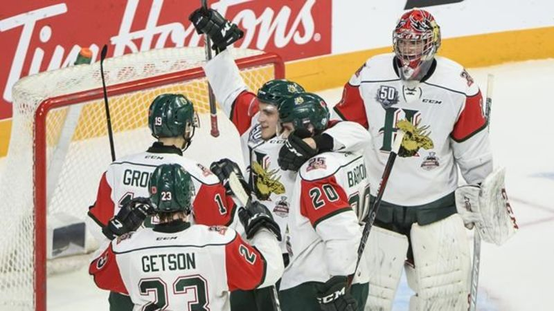 Five Storylines For The Memorial Cup Final Between Halifax Rouyn