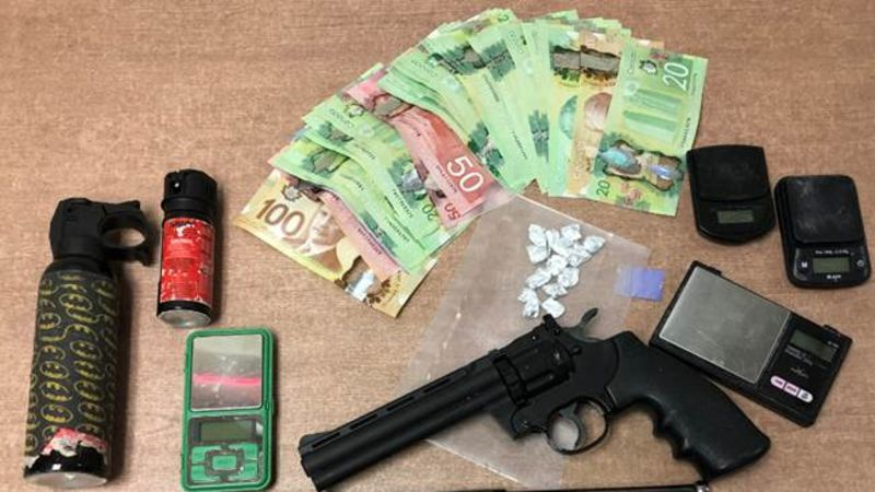 Four people facing drug charges from Lethbridge Police