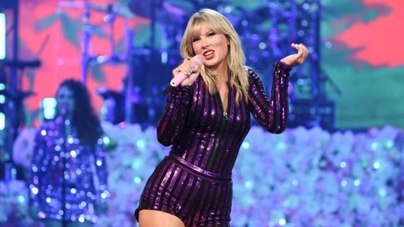 Police: Man intending to visit Taylor Swift's home arrested
