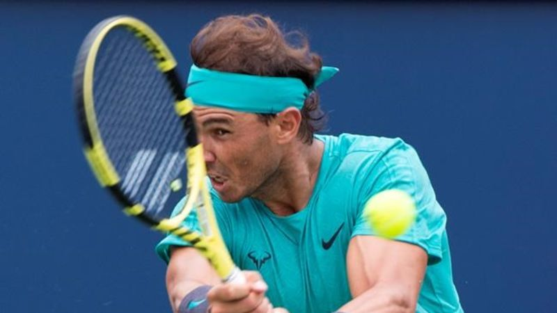 Defending Champ Rafael Nadal Wins Lengthy Opener At Rogers Cup Lethbridge News Now