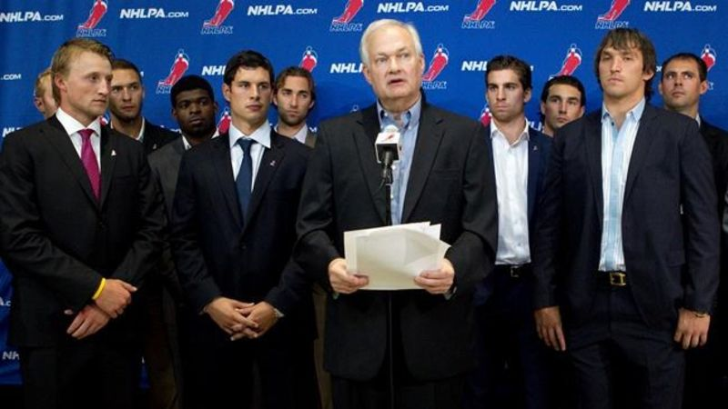 NHLPA won't opt out of CBA after this season