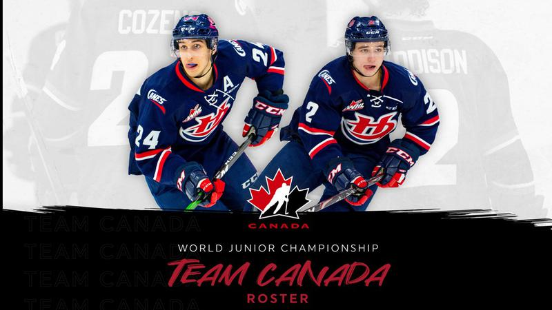Two Hurricanes Named To 2020 World Junior Roster Lethbridge News Now