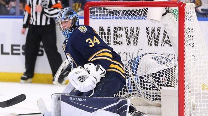 Kyle Okposo Scores 2 In Sabres 2 1 Win Over Winnipeg Jets Lethbridge News Now