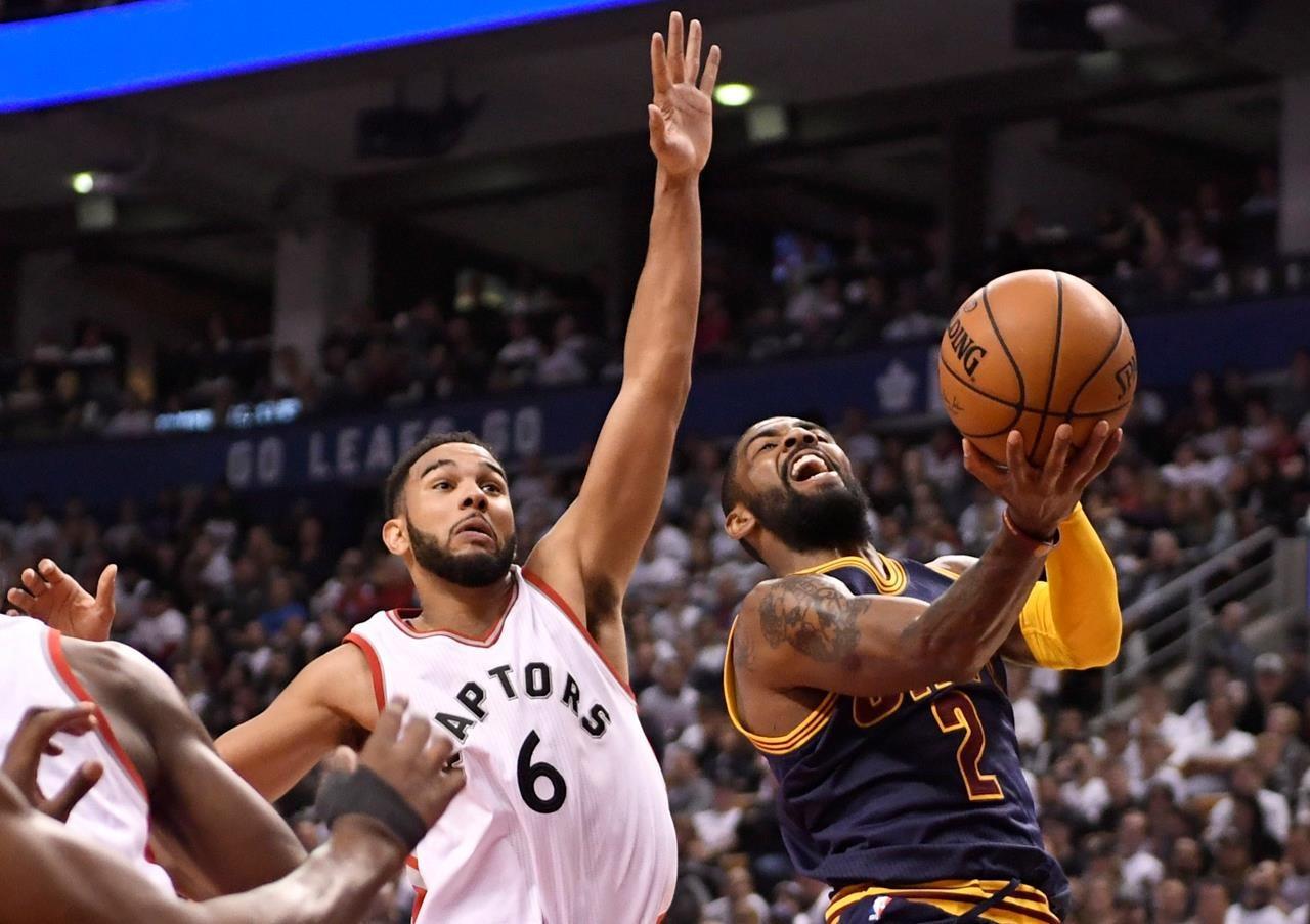 ba2a020bd404 Raptors  season ends with 109-102 loss to LeBron James