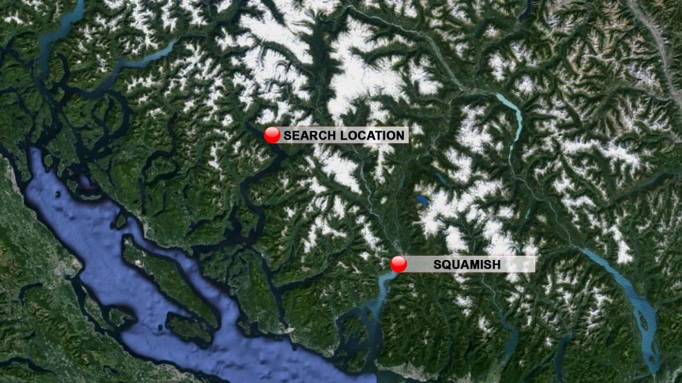 Challenging search in B C 's Jervis Inlet ends with recovery