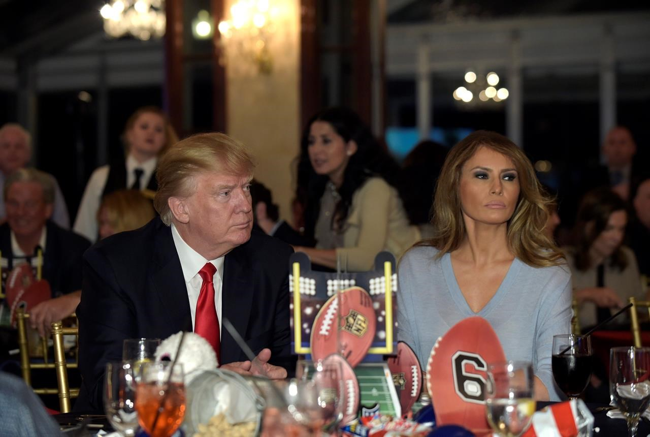 First lady says high profile could mean millions for brand | CFJC