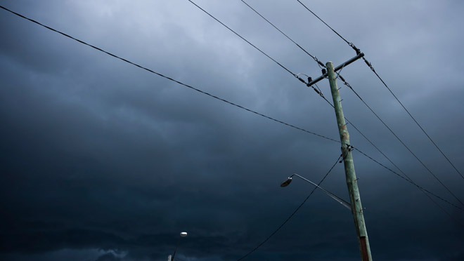 Storms becoming more frequent and severe: BC Hydro   CFJC