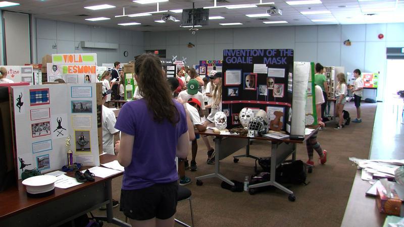 Kamloops Thompson Regional Heritage Fair Gets Students In