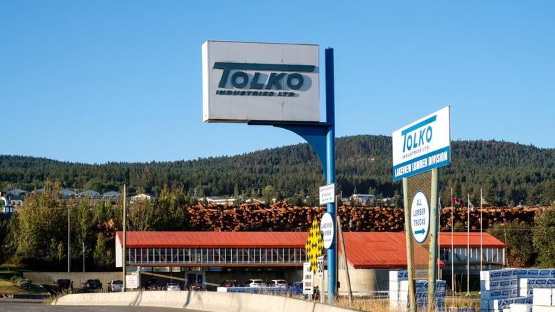 Tolko's Okanagan Cuts A Sign Of Bigger Problems For B.C.'s